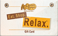 Sell Cracker Barrel Old Country Store® (Physical) Gift Card