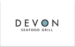 Buy Devon Seafood Grill Gift Card