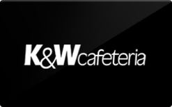 Buy K&W Cafeterias Gift Card
