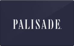 Sell Palisade Gift Card