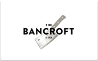 Buy The Bancroft Gift Card