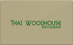 Sell Thai Woodhouse Restaurant Gift Card