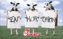 Sell Chick-fil-A Gift Card