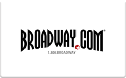 Sell Broadway.com Gift Card