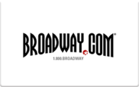 Buy Broadway.com Gift Card
