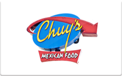 Sell Chuy's Gift Card