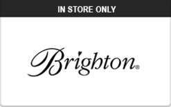 Sell Brighton (In Store Only) Gift Card