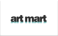 Buy Art Mart Gift Card
