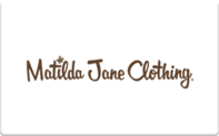 Buy Matilda Jane Clothing Gift Card