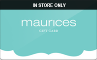 Buy Maurices (In Store Only) Gift Card