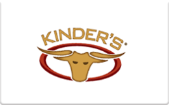 Sell Kinder's Meats & BBQ Gift Card