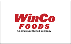 Buy WinCo Foods Gift Card
