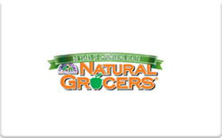 Sell Natural Grocers Gift Card