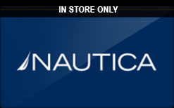 Sell Nautica (In Store Only) Gift Card