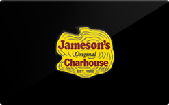 Sell Jameson's Charhouse Gift Card