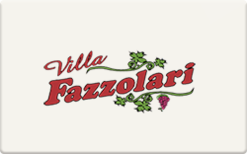 Sell Villa Fazzolari Gift Card
