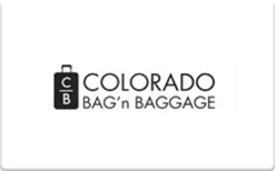 Sell Colorado Baggage Gift Card