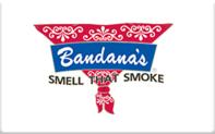 Buy Bandana's Gift Card