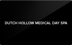 Sell Dutch Hollow Day Spa Gift Card