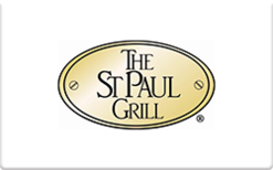 Sell The St. Paul Grill Gift Card