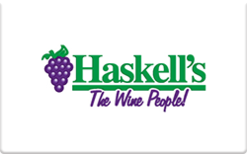 Sell Haskell's Gift Card