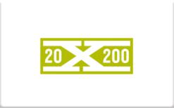 Buy 20X200 Gift Card