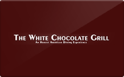 Buy The White Chocolate Grill Gift Card
