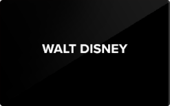 Buy Walt Disney Gift Card