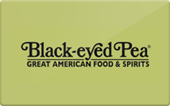 Sell Black-eyed Pea Gift Card