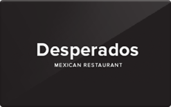 Sell Desperados Gift Card
