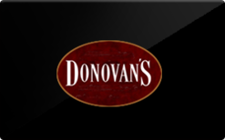 Buy Donovan's Prime Steakhouse Gift Card