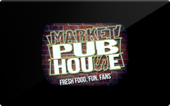 Buy Market Pub House Gift Card