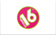 Buy 16 Handles Gift Card