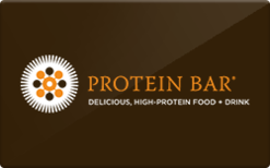 Sell Protein Bar Gift Card
