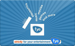 Sell f.y.e. Gift Card