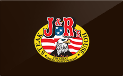 Sell J & R's Steakhouse Gift Card
