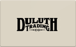 Sell Duluth Trading Company Gift Card