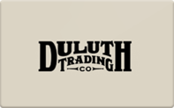 Buy Duluth Trading Company Gift Card