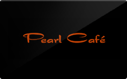 Sell Pearl Cafe Gift Card