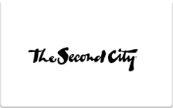 Sell The Second City (Chicago Only) Gift Card