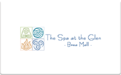 Sell Spa at the Glen Gift Card