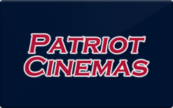 Sell Patriot Cinemas Gift Card