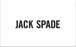 Sell Jack Spade Gift Card