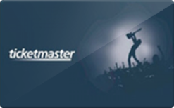 Sell Ticketmaster Gift Card