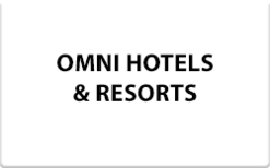 Sell Omni Hotels & Resorts Gift Card
