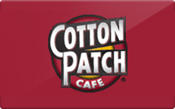Sell Cotton Patch Cafe Gift Card