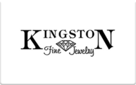 Buy Kingston Fine Jewelry Gift Card
