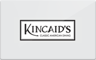 Buy Kincaid's Gift Card