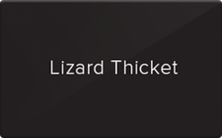 Buy Lizard Thicket Gift Card