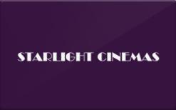 Buy Starlight Cinemas Gift Card